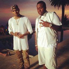 My idol Chris Brown