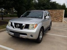 Used 2005 Nissan Pathfinder for Sale ($8,900) at Houston, TX. Contact:  713-561-5555 . Car Id:- (57417)