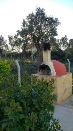 COŞKUN DURMAZOĞLU Izmir Urla Kuşçular Köy fırınım Pizza oven