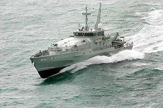 Royal Australian navy Armidale Class Patrol Boat (ACPB)