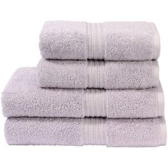 Christy Plush Towelling Range ($13) ❤ liked on Polyvore featuring home, bed & bath, bath, bath towels, christy bath towels and plush bath towels