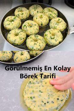 Turkish Recipes, Ethnic Recipes, Ham, Potato Salad, Brunch, Cooking Recipes, Snacks, Breakfast, Kitchen
