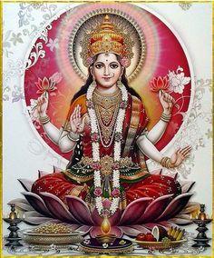 9492f2df8 Lakshmi Images, Goddess Lakshmi, Vedic Astrology, Hindu Art, Hindu Deities,  God