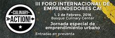 III Foro Internacional de Emprendedores Culinary Action!