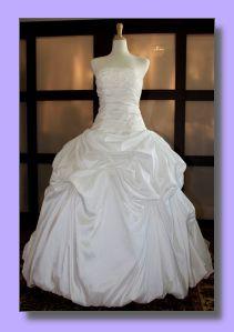 Cinderellas wedding dress...if it had a top. <3