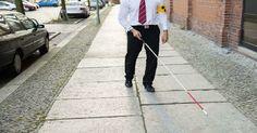 Αντιγραφάκιας: Πρωτοποριακό μπαστούνι για τυφλούς, αναγνωρίζει πρ...