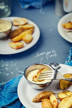 rosemary fingerling potatoes | designlovefest