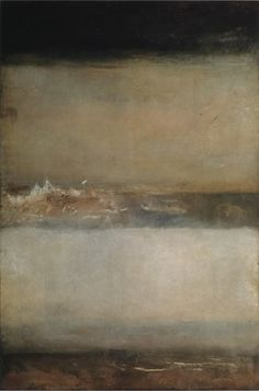 Turner - Three Seascapes - Google Search