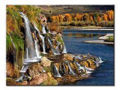 Waterfall - 1 panel XL