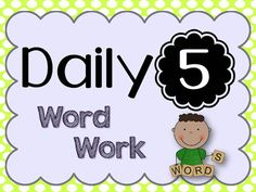 Tori's Teacher Tips: Daily 5- Word Work! {giant freebie!} love her recording sheets!!!! I also love how she organized the word work station.