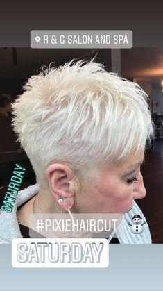 Super Short Hair, Short Thin Hair, Short Grey Hair, Short Choppy Hair, Short Pixie, Pixie Cuts, Short Hair Undercut, Short Haircut Styles, Haircut For Thick Hair
