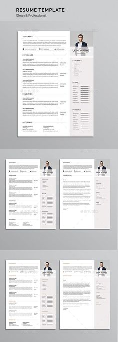 Write,rewrite and design a good ats resume, cover letter, writing