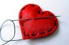 costurar: um ato de amor!...