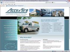 Accu-Aire Mechanical Services  Lancaster, PA  http://www.accu-aire.com