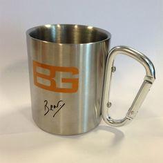 Bear Grylls Carabiner Mug
