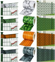 Ideas For A Garden Fence Design - Uncinetto Fence Art, Diy Fence, Fence Landscaping, Backyard Fences, Garden Fencing, Garden Art, Garden Design, Privacy Fence Designs, Benefits Of Gardening