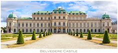 Belvedere Castle - Vienna - TheBelvedereis a historic building complex inVienna,Austria, consisting of twoBaroquepalaces (the Upper and Lower Belvedere), the Orangery, and the Palace Stables.