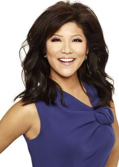 """Julie Chen: Former CBS Morning News and Early Show Anchor and now talk show host for """"The Talk"""" on CBS."""