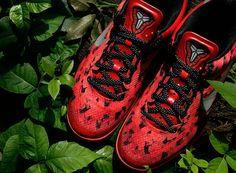 "Kobe 8s ""Challenge Red"""