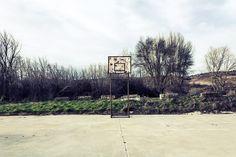 Pabellón deportivo © Alberto Franco Díaz