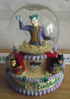 Joker Snowglobe