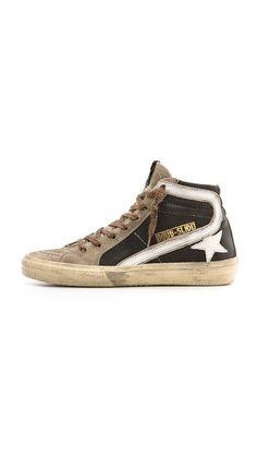 8a70e18221dd Golden Goose Slide Sneakers Golden Goose