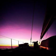 #northqueensland epic #sunset cruising south  #greatbarrierreef #queensland #australia by epicoceanimages http://ift.tt/1UokkV2