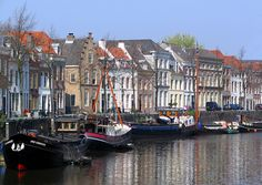 Harbor in my home town 's-Hertogenbosch Holland