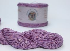 Spinning Yarns Weaving Tales - Tirchonaill 551 Mauve 100% Merino Laceweight for Knitting, Crochet, Warp & Weft $14.75 AUD