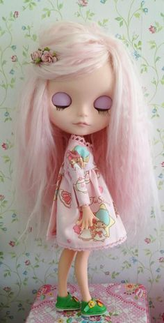 Top 14 Beauty Vintage Blythe Doll Designs – Live Happy Life With Easy Funny Idea - Easy Idea (13)