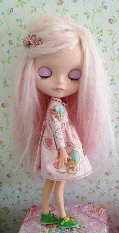 Top 14 Beauty Vintage Blythe Doll Designs – Live Happy Life With Easy Funny Idea - Easy Idea (13)