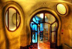 Casa Batllo - House Of Bones- Interior