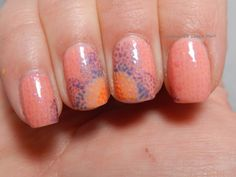 Lacquer or Leave Her!: Before & After: Pointillism