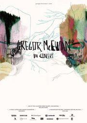 Wir präsentieren: Gregor McEwan – auf Tour ab Januar