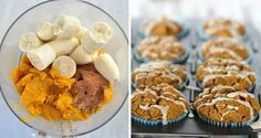 Pumpkin Pie Muffins With Coconut 'Frosting' That Fight Inflammation and Decrease Cancer Risk - Health Alternative Solutions