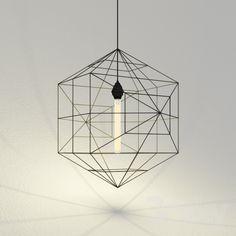 Cube Loft Lamp