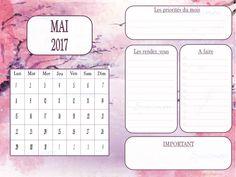 Les voici enfin : les calendriers de mai à imprimer sont arrivés ! En version scolaire ou pour vos planners, à vous de choisir ! (Téléchargement gratuit)
