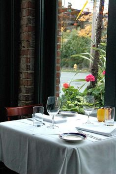 Serafina - very romantic particularly on summer evenings, and if you go behind the restaurant there is another surprise...