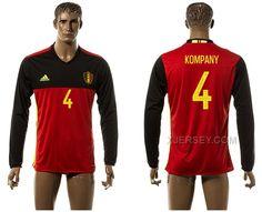 http://www.xjersey.com/belgium-4-kompanyb-home-euro-2016-long-sleeve-thailand-jersey.html Only$35.00 BELGIUM 4 KOMPANYB HOME EURO 2016 LONG SLEEVE THAILAND JERSEY Free Shipping!