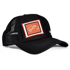 57c85c6da8b original youth black hat - from bigtuck with style of PLAE. bigtruck brand