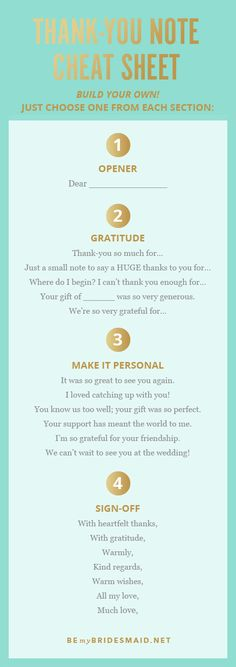 Thank You Note For Money Wording Examples. This Post Includes 10