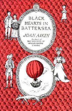Black Hearts in Battersea, by Joan Aiken; cover by Edward Gorey Free Books, Good Books, Edward Gorey, Ink Pen Drawings, Fantasy Books, Black Heart, Love Book, Childrens Books, Illustrators