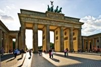 Brandenburger Tor in Berlin, Germany   - Explore the World with Travel Nerd Nici, one Country at a Time. http://TravelNerdNici.com
