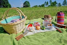 Foto: Picknick, © P. Nemec, eNu Picnic, Basket, Outdoor, Sustainability, Tips, Outdoors, Picnics, Outdoor Games, Picnic Foods