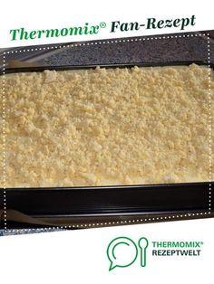 Quark-Mohnkuchen mit Streusel vom Blech von LittleNurse75. Ein Thermomix ® Rezept aus der Kategorie Backen süß auf www.rezeptwelt.de, der Thermomix ® Community.