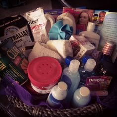 What To Include In A Chemo & Radiation Therapy Cancer Care Package