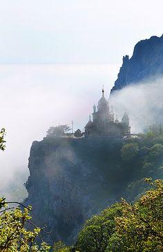 Foros church, Crimea, Ukraine
