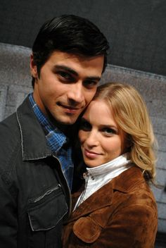 Mary and John Winchester