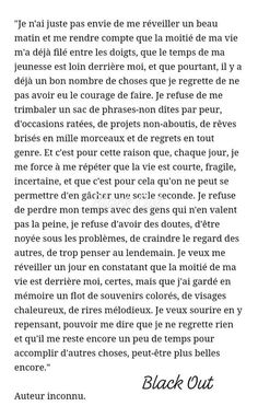 Rien n est js fini Now Quotes, Love Quotes For Him, Words Quotes, Best Quotes, Life Quotes, Sayings, Citation Silence, Silence Quotes, French Quotes