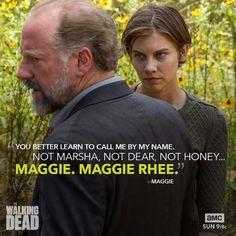 The Walking Dead Season 7 Episode 5 'Go Getters